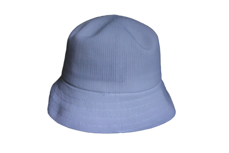 KANGOL Buckethat Tropical Lahinch white