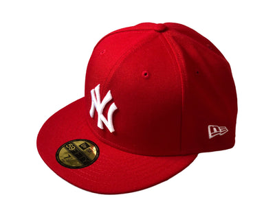 NEW ERA Cap 59Fifty MLB Basic New York Yankees-NEW ERA-hutwelt