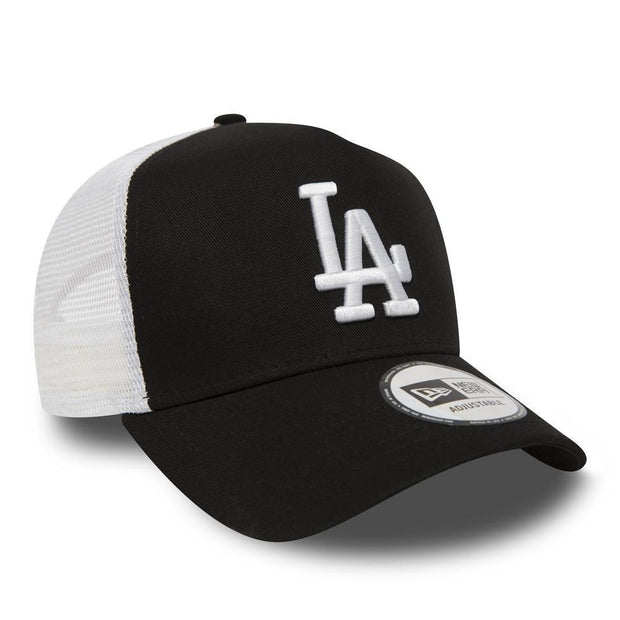 NEW ERA Cap Clean Trucker Los Angeles Dodgers