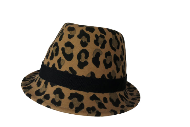 Trilby Animalprint Leo