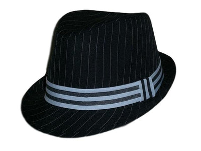 Trilby black/white