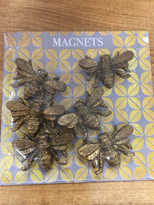 Bee Magnet Set