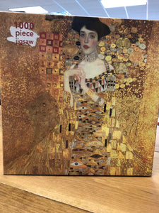 Portrait of Adele Block-Bauer Puzzle
