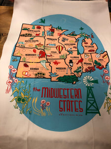 Midwest States Towel