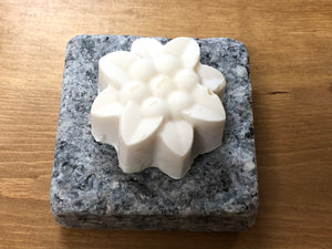 Soap - Orange, Fennel & Bergamot - Flower Mold