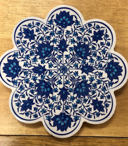 Turkish Scalloped Trivet