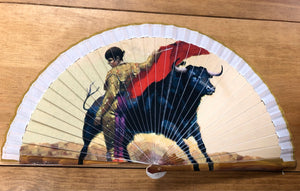 Fan - Bullfighter