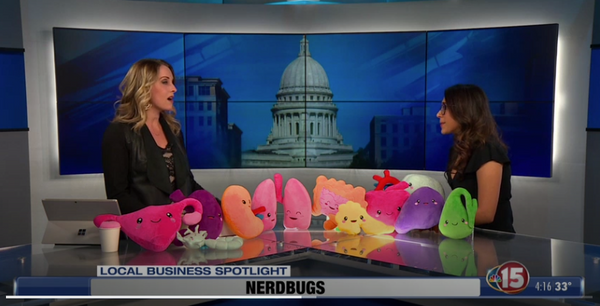 Local Business Spotlight: Nerdbugs