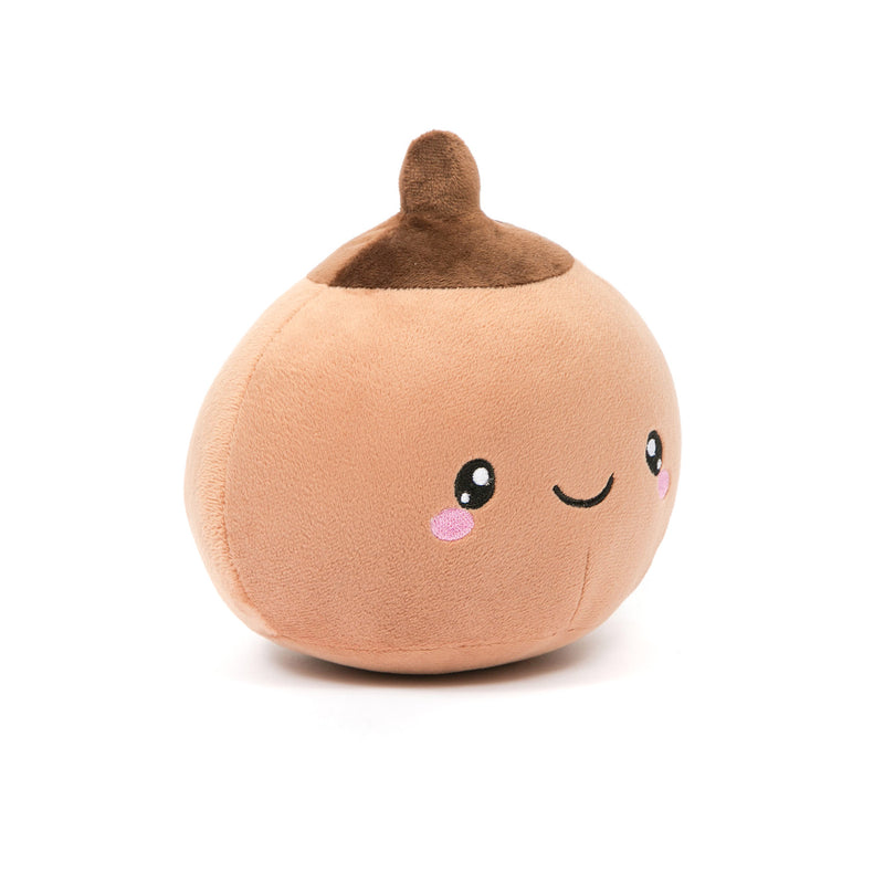 Breast Plush Organ Toys -Breast is yet to come! (Brown/Tan)- Breast Plushie Organ - Nerdbugs Plush Toy Organs