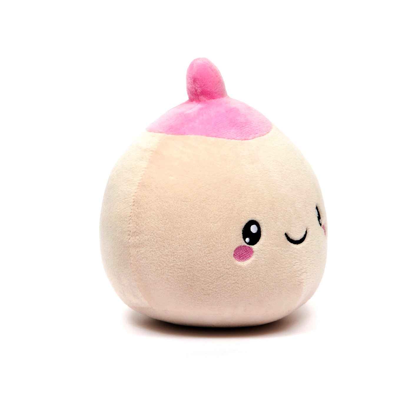 Nerdbugs Breast Plush - Breast is yet to come! (Ivory/Pink)