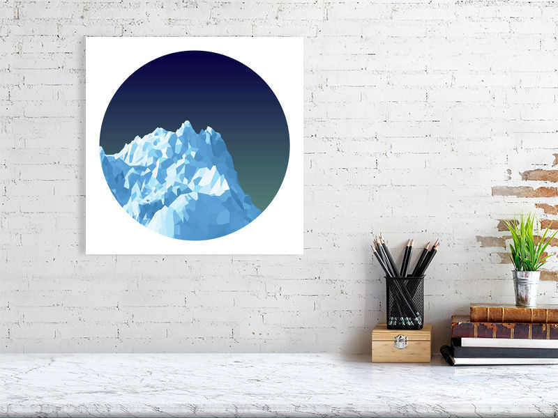 ICEBOAT – Midnight – 2 - Giclee Print