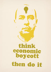 Think Economic Boycott Then Do It