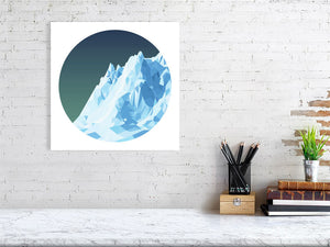 ICEBOAT – Midnight –1 - Giclee Print