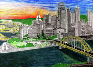 The Beautiful Pittsburgh