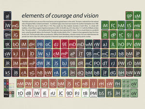 elements of courage and vision