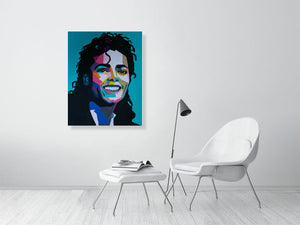 King of Pop Art