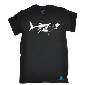Where Are The Big Fish Shark T-SHIRT Divers Divinger Scuba Funny Gift Birthday New T Shirts Unisex Funny Tops Tee