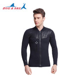 Dive&Sail 3MM Neoprene Long Sleeved Men's Wetsuit