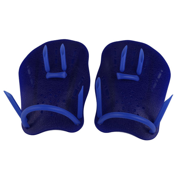 Swimming Webbed Gloves Frog Finger Fin Paddle Diving Gloves Palm Hand Wear Swimming Diving Equipment