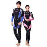 Wet Suit Neoprene 3mm  One piece Long Sleeved