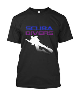 Scuba Divers  Cave Diving Men'S T Shirt
