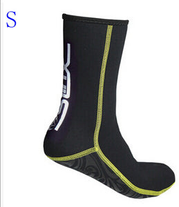Slinx 1130 3mm swimming boot scuba swimwear wetsuit neoprene diving socks prevent scratches warming Snorkeling Socks