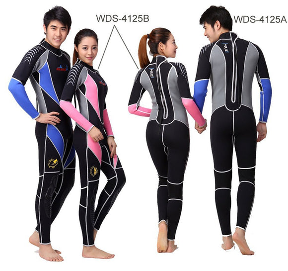 Brand NEW Wetsuit Premium Neoprene 3mm / 1mm, Jumpsuit Diving Suit, Full or Shorty 9 Designs for Selection