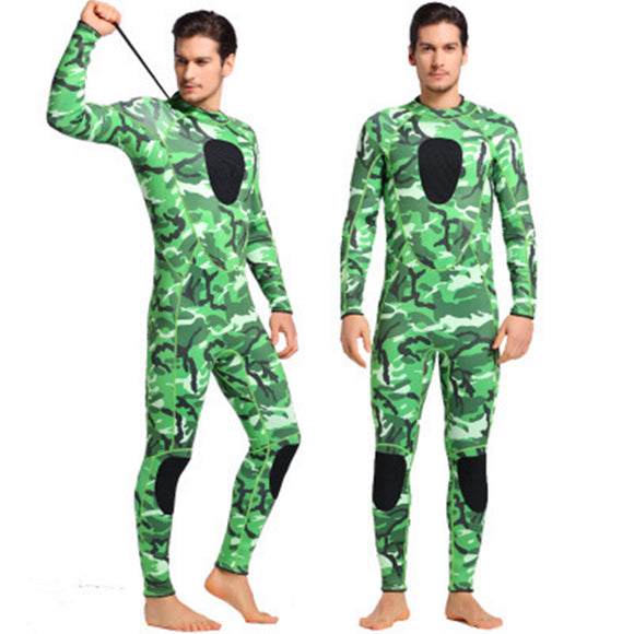 2017 NEW SBART Diving Wetsuits Camouflage 3MM Neoprene Wetsuit Spearfishing Camo Swimming Surfing Diving Neoprene Wet Suit