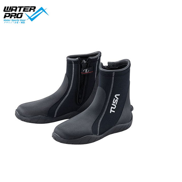 TUSA DB-0101 Imprex Dive Boots 5mm Neoprene Scuba Diving Water Sports