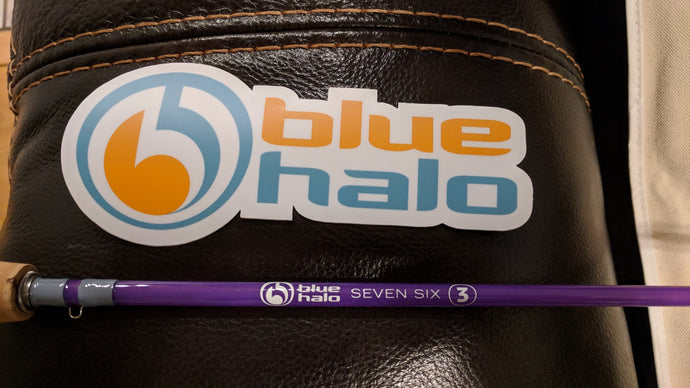 Blue Halo RetroFlex 3 (3 wt) Review
