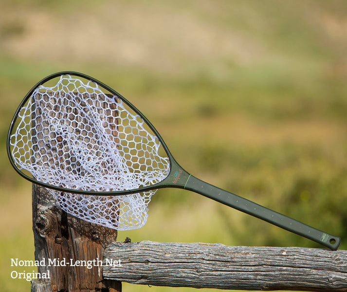 Fishpond Nomad Mid Length Net Review