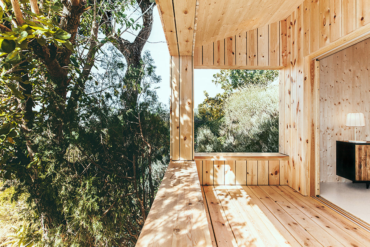 Wood Studio House