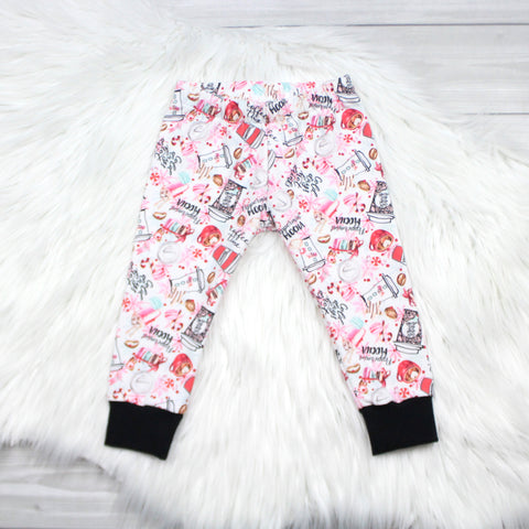 Peppermint Mocha Leggings