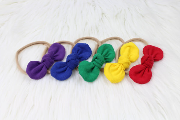 Rainbow Mini Knot Collection