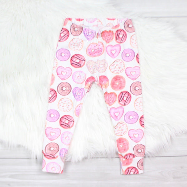 Valentine Donut Leggings