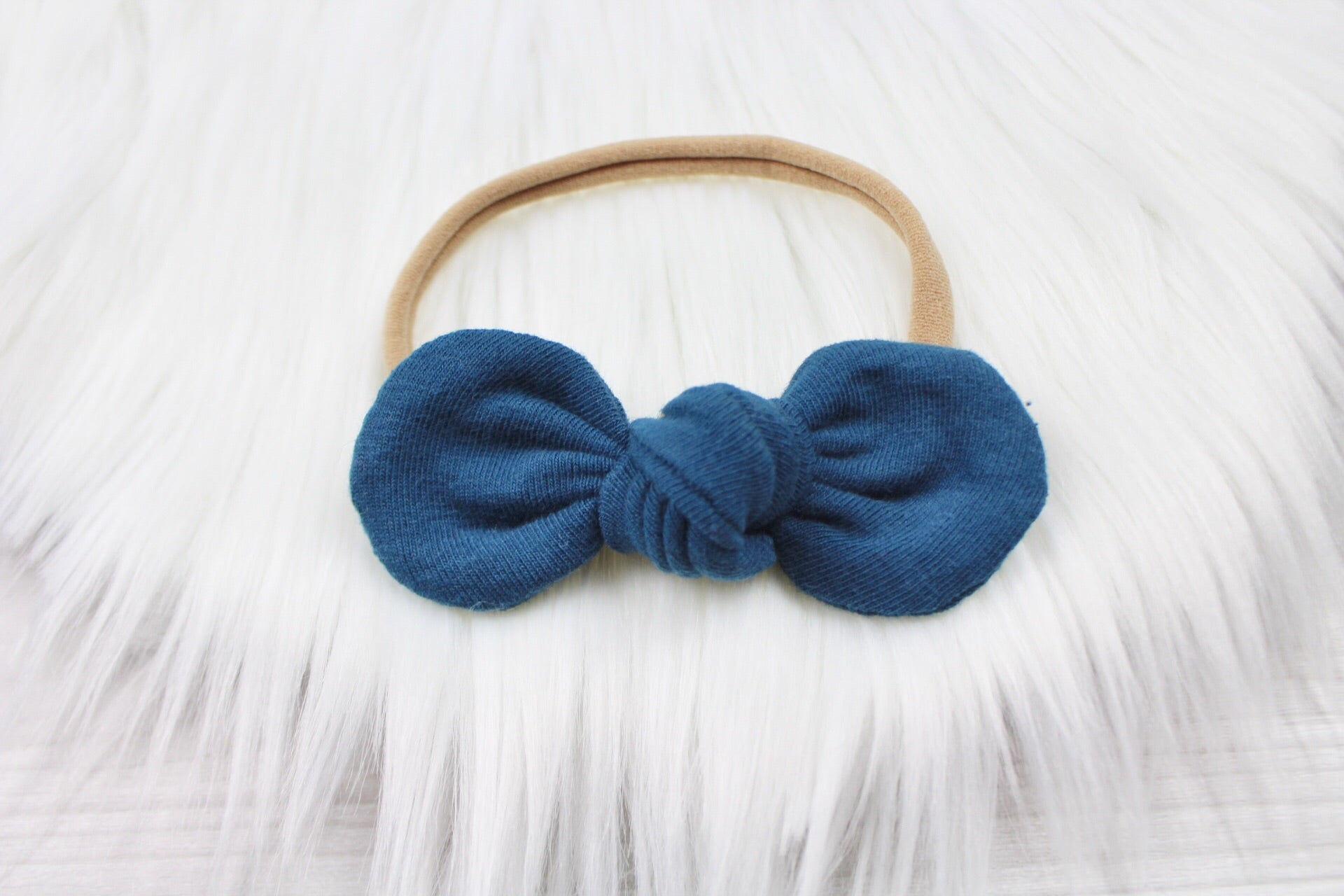 Peacock Blue Headband