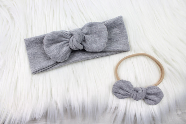Light Gray Headband
