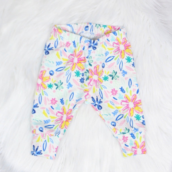 Bright Floral Coming Home Set