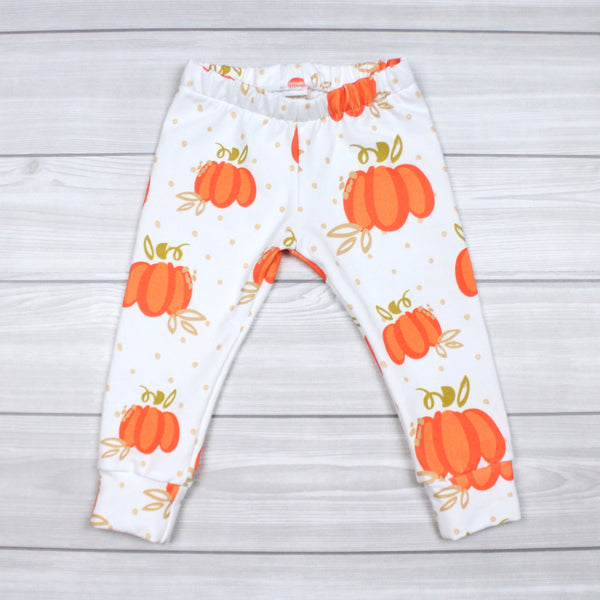 Pumpkin Leggings