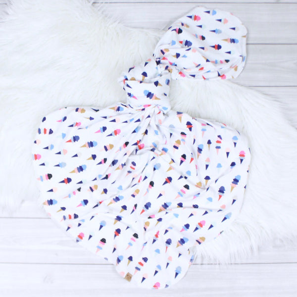 Ice Cream Swaddle Set