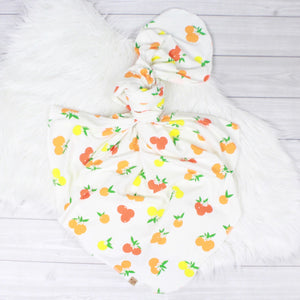 Citrus Swaddle Set