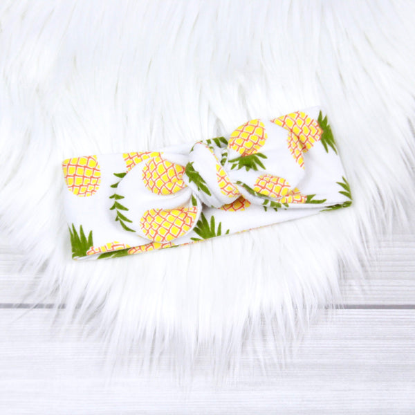 Pineapple Swaddle Set