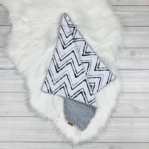 Monochrome Chevron