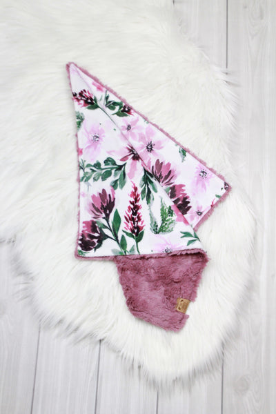 Watercolor Floral/Wildrose Lovey