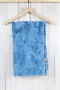 Bluebell Infant Minky Blanket