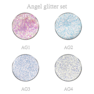 Angel Glitter Set 4pcs.