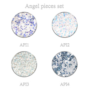Angel Pieces Set 4pcs.