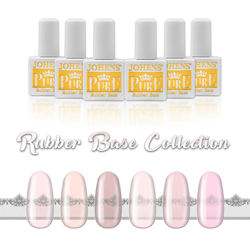 PURE ~ Rubber Base Collection