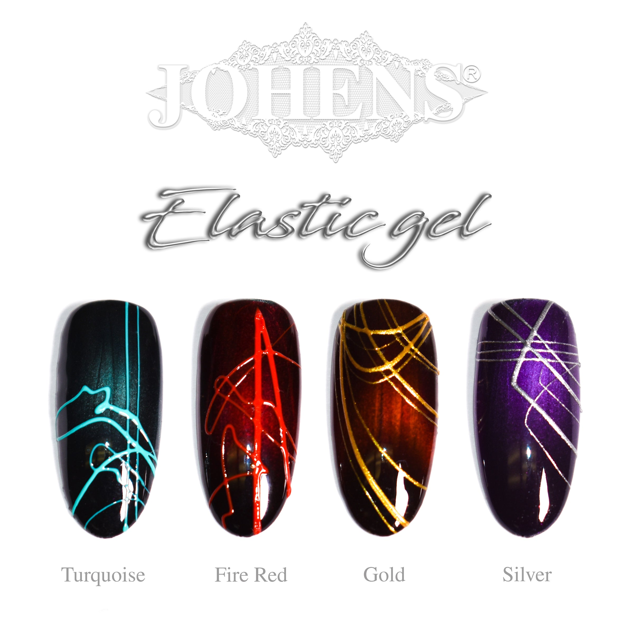 Elastic Gel - Gold