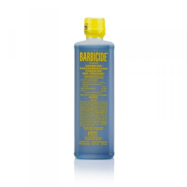 Barbicide® Disinfectant Liquid - 16 Fl.oz